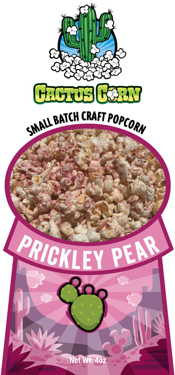 Prickly Pear Craft Kettle Corn