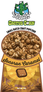 Sonoran Craft Caramel Corn
