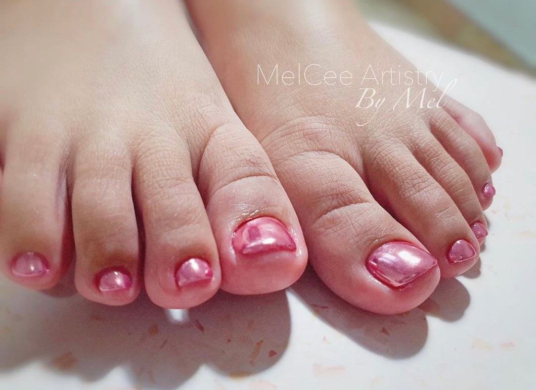 ORGANIC SPA CLASSIC PEDICURE