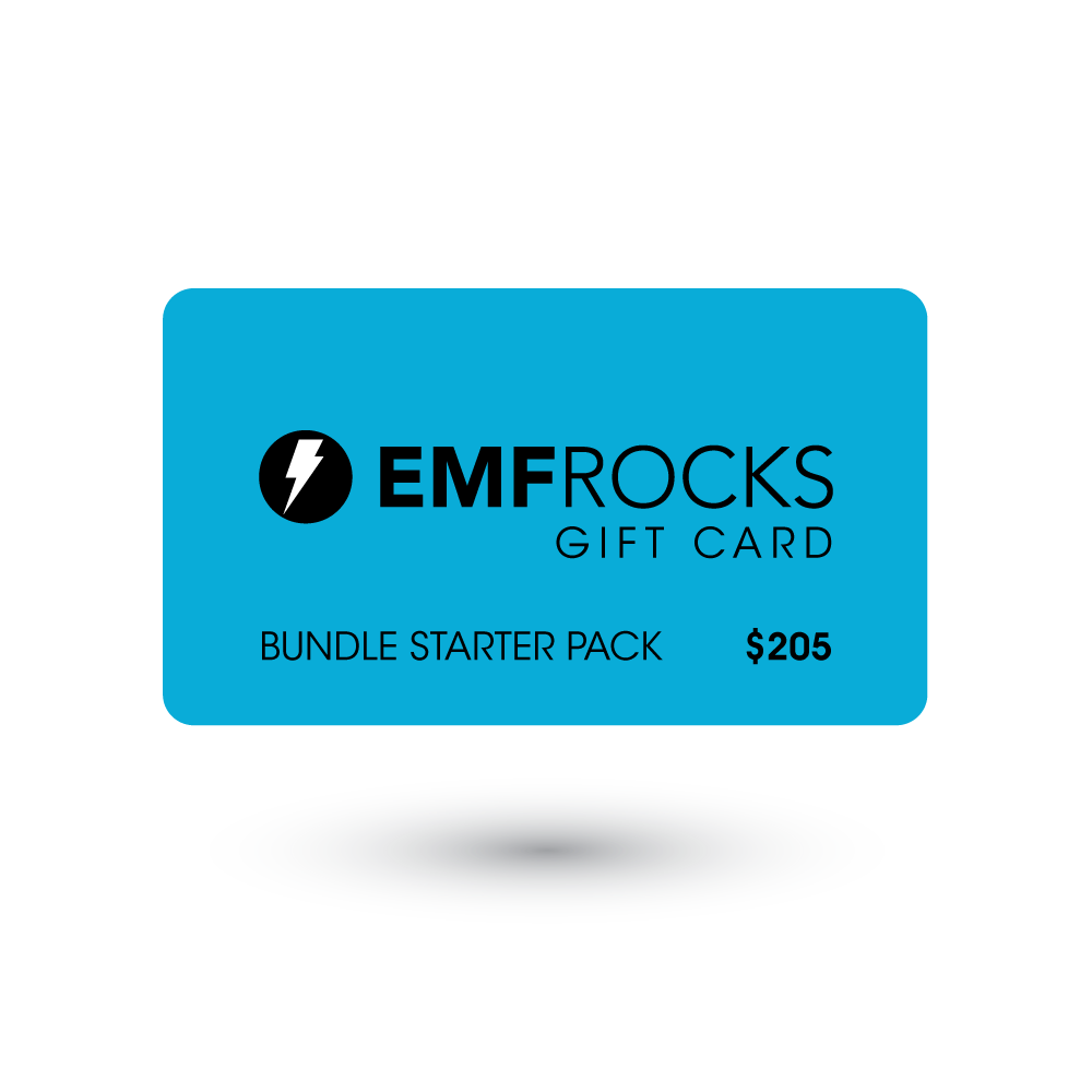 EMF Rocks eGift Card - 1 Bundle Starter Pack