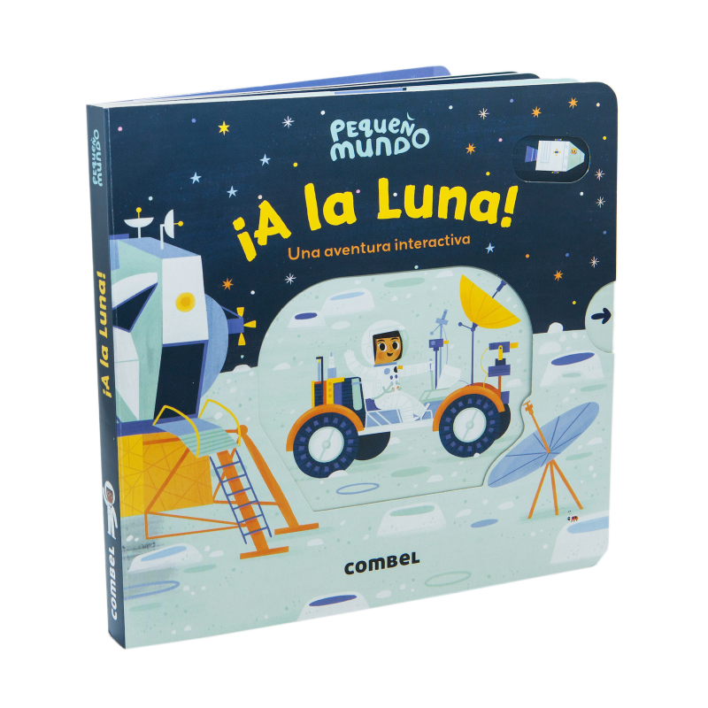 ¡A la luna! - Ladybird Books Ltd