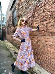 Accident In Paradise Dress: Vintage Phoenix