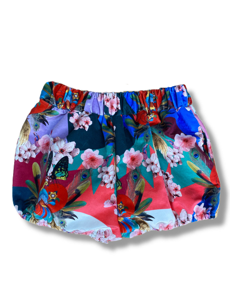 Bloomers:  Blossom/Embroidered Bird