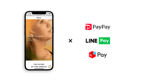 Started accepting smartphone payments (PayPay, LINE Pay, and Merpay) | PRMAL