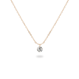 0.1ct Nude Diamond Necklace - PRMAL