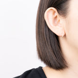 Line Tail Earring