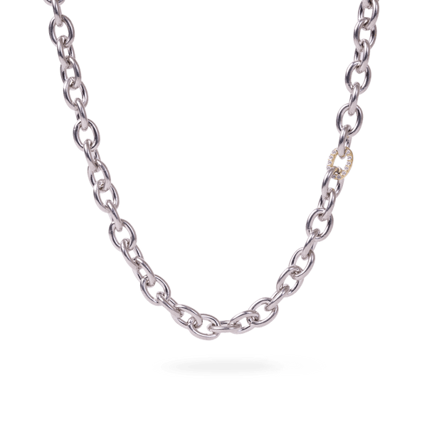 Cable Chain Necklace - PRMAL