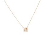 0.3ct Solitaire Diamond Necklace
