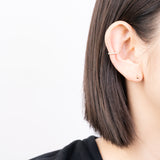 Mini Pave Ear Cuff