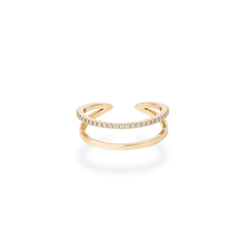 Reversible Double Ring - PRMAL