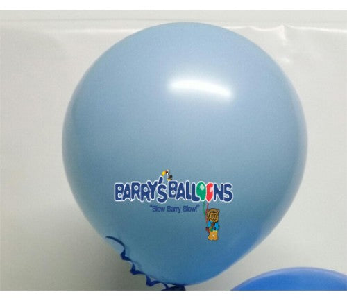 Blue Balloons - 003 Bag of 50 Belbal Balloons