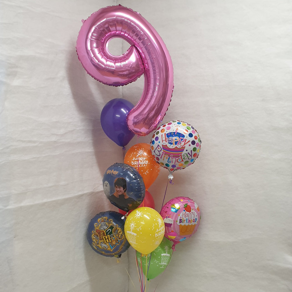 Balloon Bouquet 006
