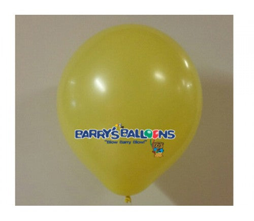 Yellow Balloons - 006 Bag of 50 Belbal Balloons