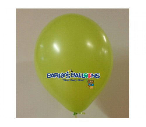 Green Balloons - 008 Bag of 50 Belbal Balloons