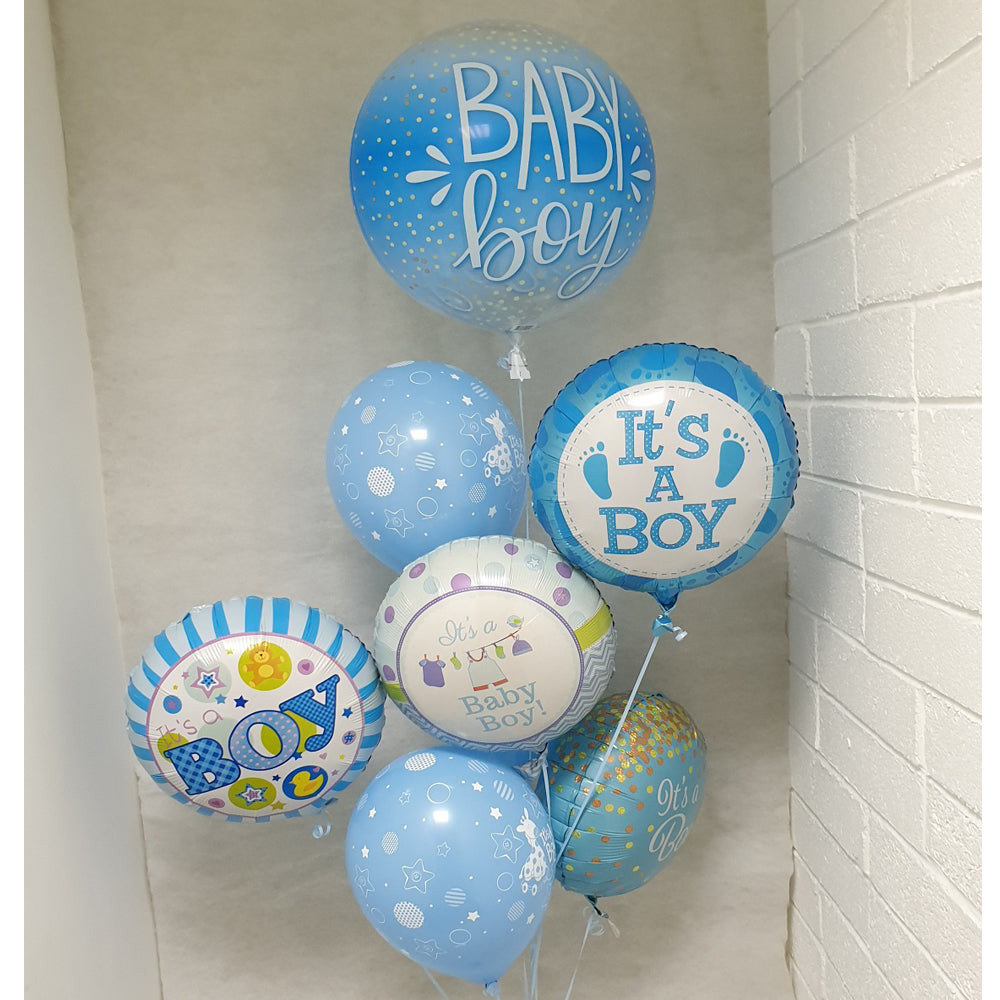 Balloon Bouquet 012 - New Baby
