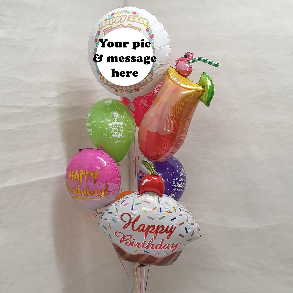 Balloon Bouquet 016