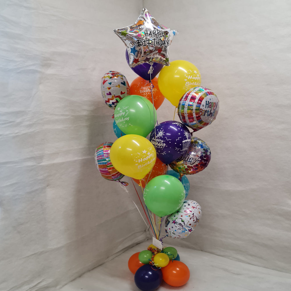 Balloon Bouquet 017