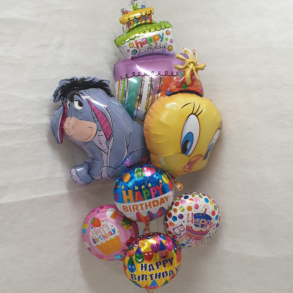 Balloon Bouquet 024