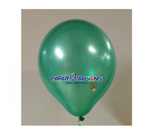 Green Balloons - 063 Bag of 50 Belbal Balloons
