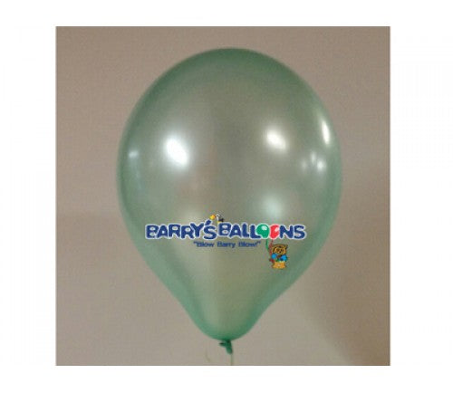 Green Balloons - 074 Bag of 50 Belbal Balloons