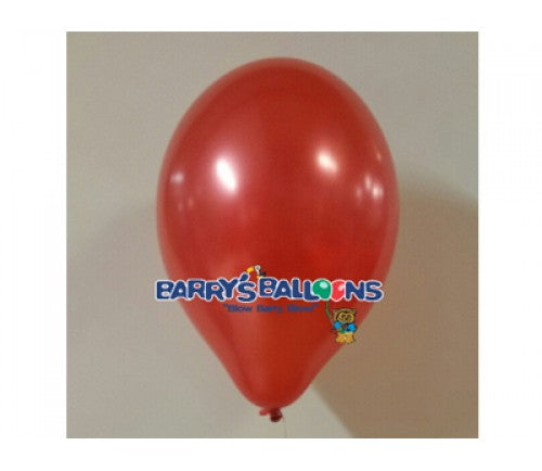 Red Balloons - 080 Bag of 50 Belbal Balloons