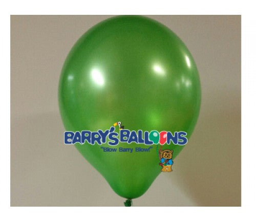 Green Balloons - 083 Bag of 50 Belbal Balloons
