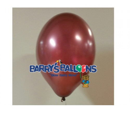 Plum Balloons - 087 Bag of 50 Belbal Balloons