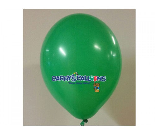 Green Balloons - 135 Bag of 50 Belbal Balloons