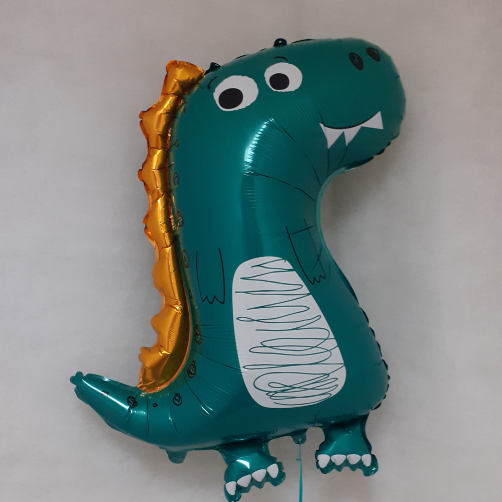 Dinosaur Balloon - uninflated