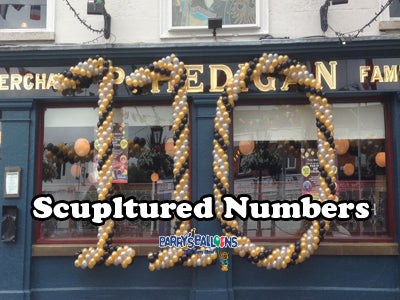 Sculptured Numbers