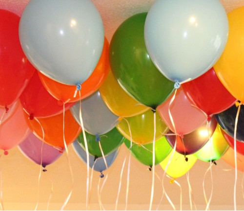 Balloon Party Package 165