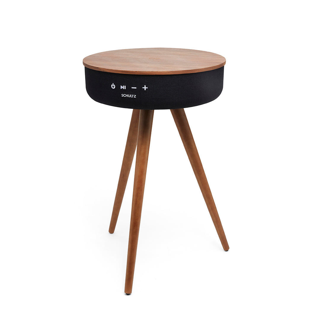 Schultz AudioRich Bluetooth Speaker Tripod Table