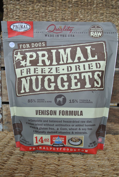 Primal Freeze Dried for Dogs 14oz