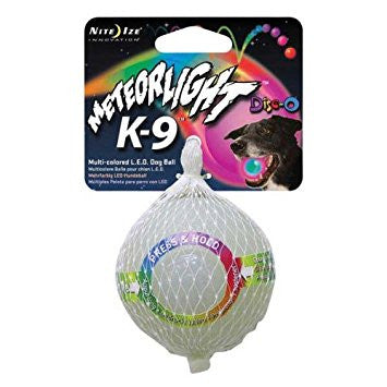 Nite Ize MeteorLight K9 LED Ball