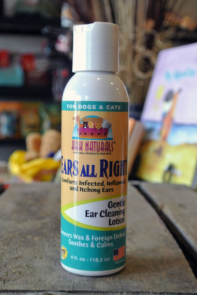 Ark Naturals® Ears All Right™ for Dogs and Cats