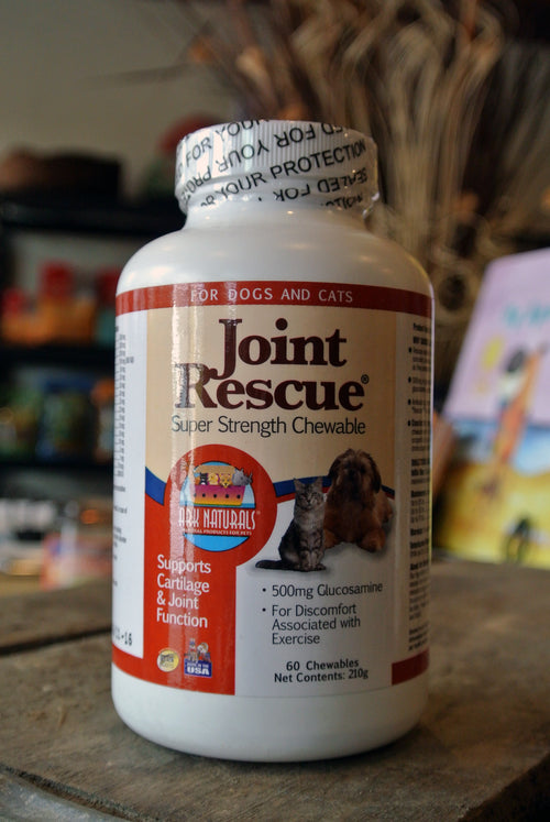 Ark Naturals® Joint Rescue™ Cat & Dog Chewable -- 60 ct