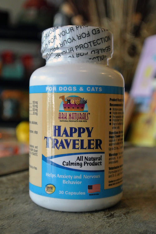Ark Naturals® Happy Traveler™ for Dogs and Cats