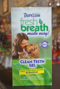 TropiClean® Clean Teeth Gel -- 4 oz