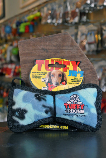 Tuffy's Jr. Ultimate Bone Plush Toy for Dogs