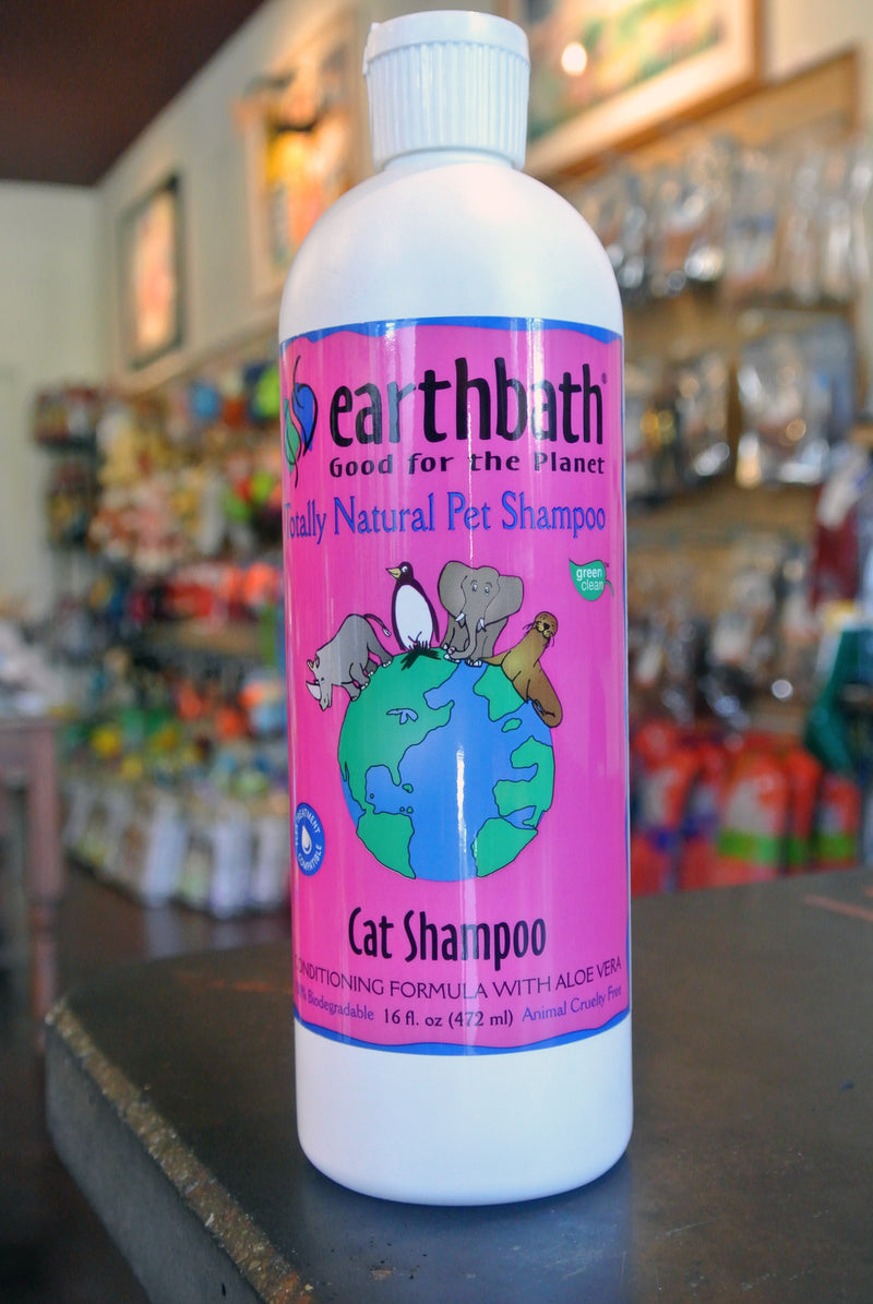 Earthbath® Cat Shampoo -- 16 oz
