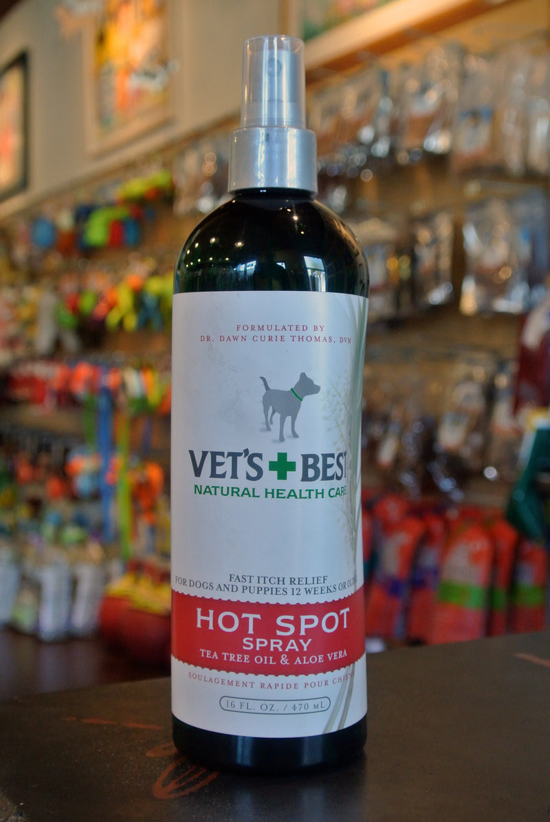 Vet's Best™ Natural Hot Spot Spray -- 16 oz