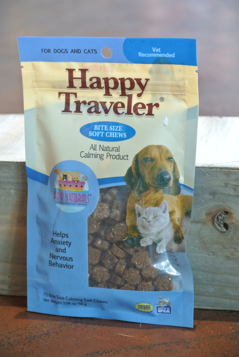 Ark Naturals Happy Traveler Soft Chews for Pets