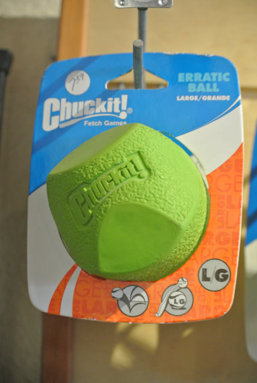 Chuckit!® Erratic Fetch Ball for Dogs