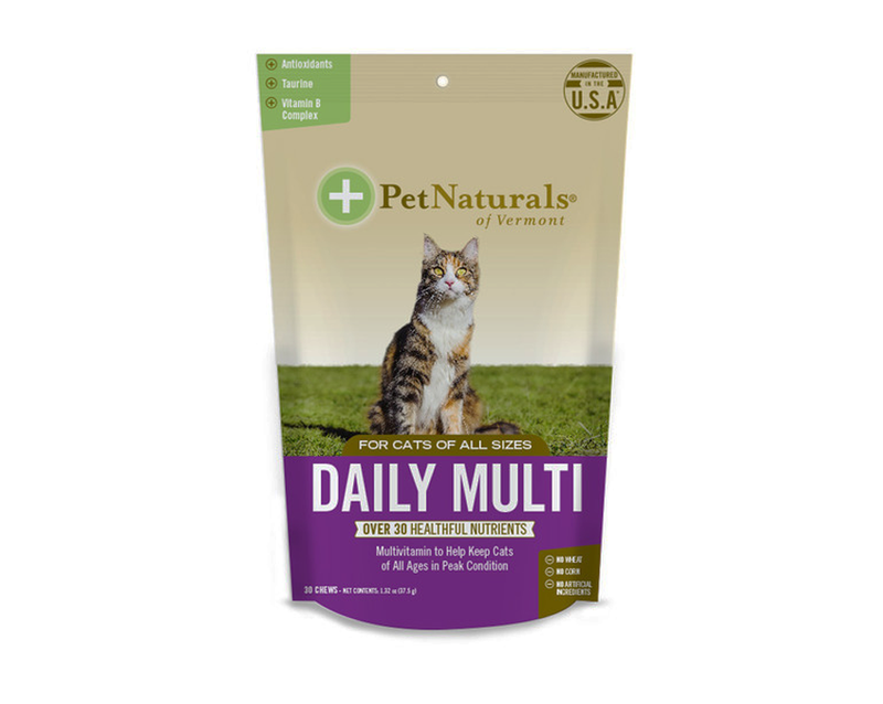 Pet Naturals of Vermont® Daily Multi for Cats