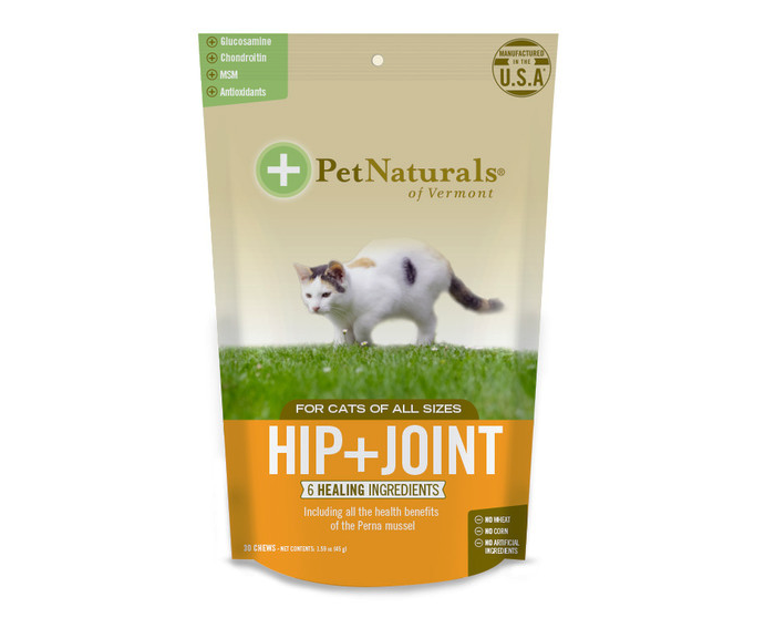 Pet Naturals of Vermont® Hip & Joint for Cats