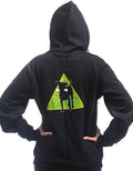 Humboldt Pet Supply Unisex Zip Up Hoodies