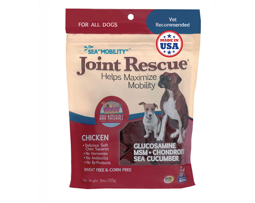 Ark Naturals® Sea Mobility Joint Rescue Treats for Dogs