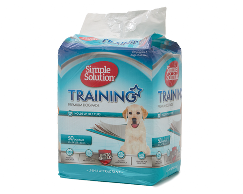 Simple Solution Training Pads 50ct