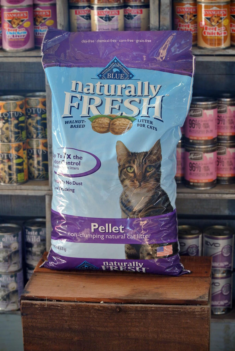 BLUE™ Naturally Fresh Pellet Cat Litter