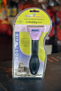 FURminator® Short Hair deShedding Tool for Cats